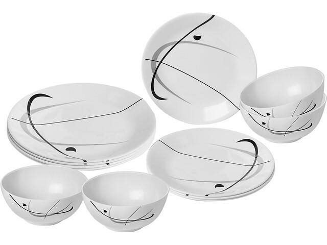 Brunner Midday Service à vaisselles, design serenade